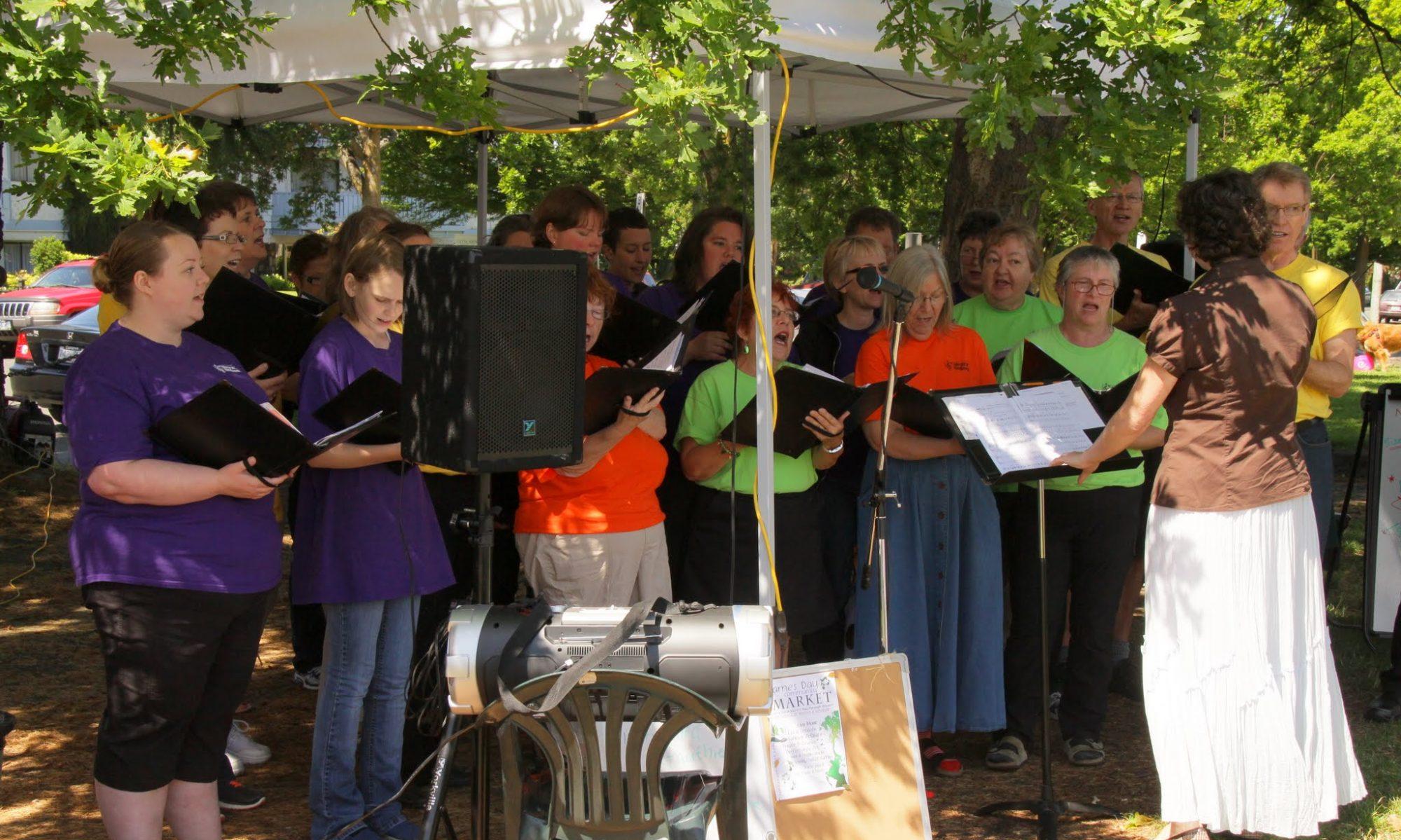The Allegra Singers